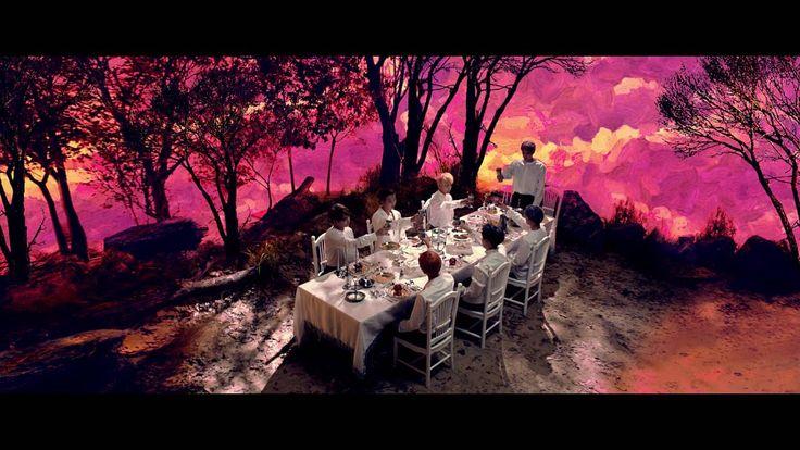 방탄소년단 (BTS) '피 땀 눈물 (Blood Sweat & Tears)' MV... OMG