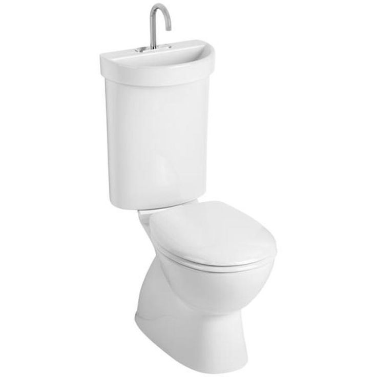 Caroma Profile Toilet Suite With Integrated Hand Basin