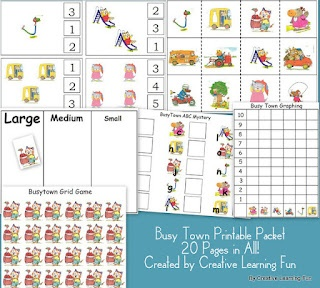 17 best images about richard scarry theme birthday party for Richard scarry coloring pages