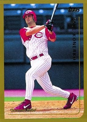 1999 Topps 24 Paul Konerko - Chicago White Sox (Baseball Cards) *** You can get more details by clicking on the image.
