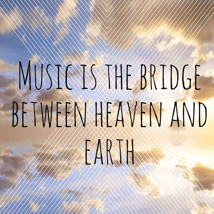 Music is the bridge between heaven and earth #Music quotes #music #quotation #DreaMusic #inspire quotes