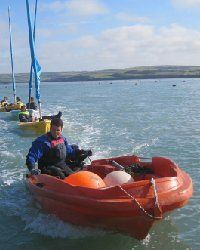 Sailing, saftey boat - Google Search