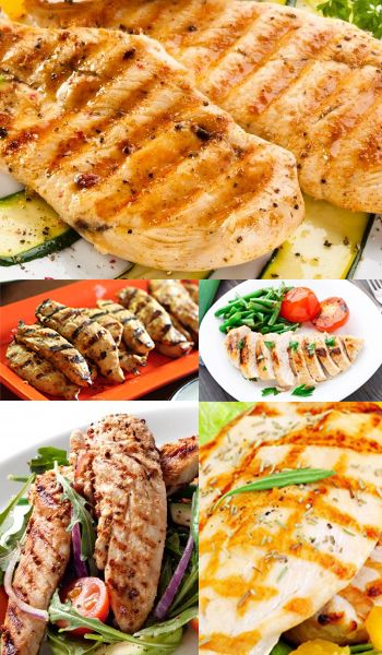what can you make with chicken breast