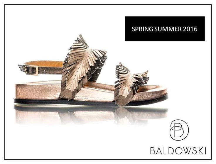 Spring summer collection by @baldowskiwb ☀️#baldowski #baldowskiwb #polishbrand #shoes #shoeaddict #shoelovers #sandals #gladiators #bohostyle #goldsandals #trendy #stylish #shopnow #newcollection #springsummer #instagood #photooftheday
