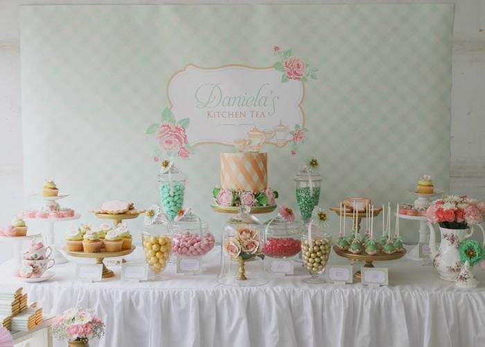 best tea party bridal shower baby shower party ideas images on, Baby shower invitation