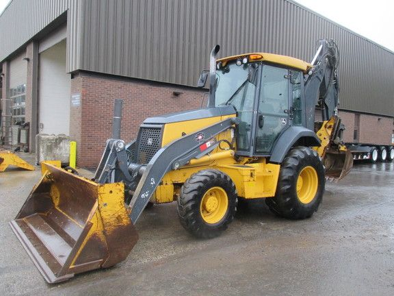 2009 John Deere 410J For Sale (3249885) from W.I. Clark Company [790] :: Construction Equipment Guide