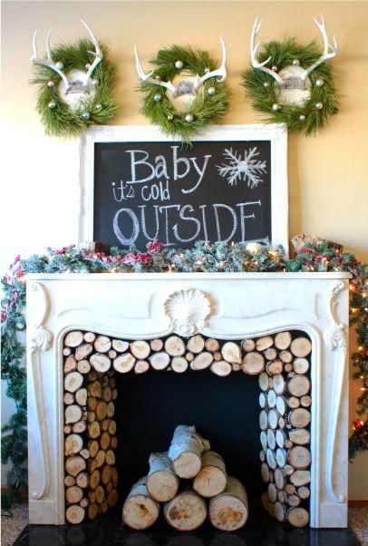I like the fireplace!!!!