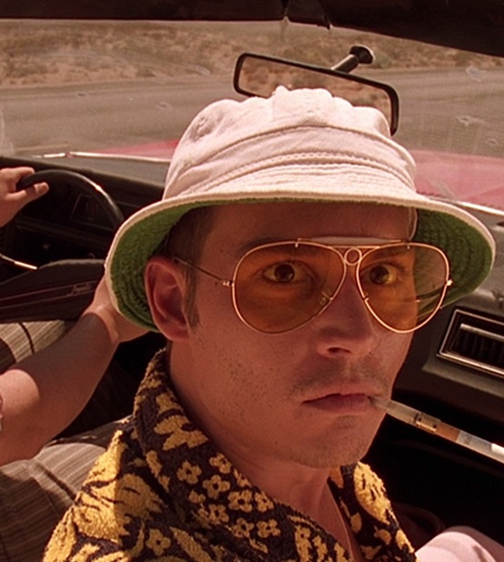"the depiction of lsd in fear and loathing in las vegas a movie by terry gilliam Benicio del toro in ""fear and loathing in las vegas"" as dr gonzo, a character   marco, now 56, said he's only done lsd once or twice, though he once  in  the 1998 terry gilliam film, johnny depp's character refers to dr."