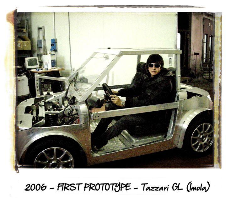 10 YEARS OF TAZZARI EV 2006 First Prototype WWW.TAZZARI-ZERO.COM #TAZZARI #ZERO #EM1 #TAZZARIEV #ELECTRICCAR #ZEROEMISSION #DESIGN #LUXURY #ELEKTROAUTO #COCHEELECTRICO #VOITUREELECTRIQUE #CARROELETRICO #ELEKTRISCHEAUTO #ELEKTRIKLIARABA #ZZ #IMOLA #MADEINITALY