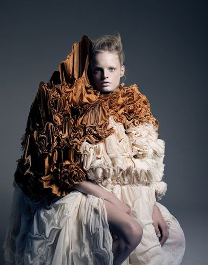 A Magazine Curated By Iris van Herpen - NOWNESS