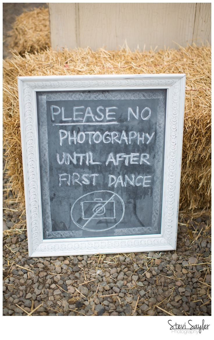 Unplugged Wedding » Stevi Sayler Photography LOVE this idea, wishing more couples did this, would make my job as a photographer light years easier!!