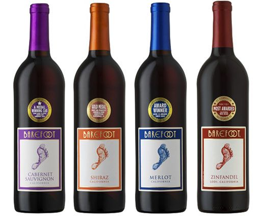 Review: Best Barefoot Red Wines (one of my go-to cheap wines, I agree with them that the Cab and Shiraz [my fave] are good)