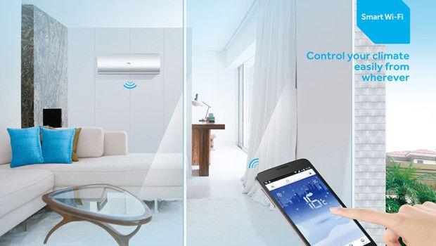 Nebula de Haier: controla el aire acondicionado a través del smartphone