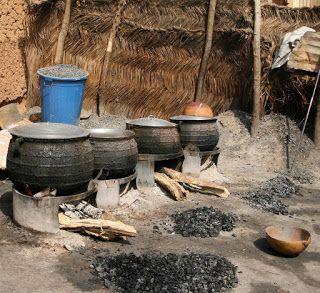 Old European culture: Fulacht fiadh - primitive ale brewery?