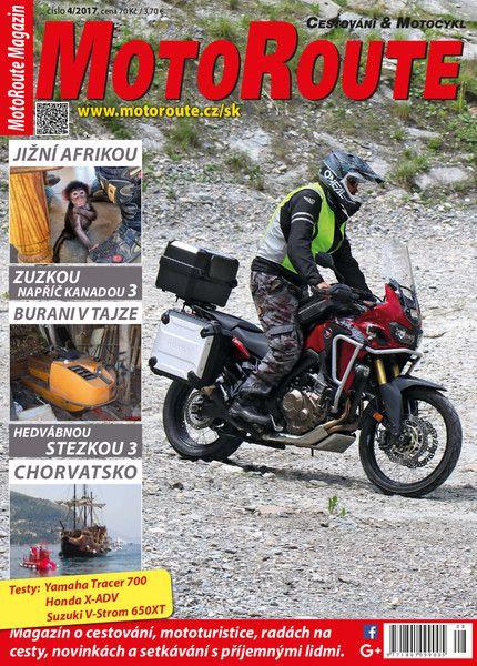 MotoRoute Magazin Nr. 4/2017; Read online: https://www.alza.cz/media/motoroute-magazin-4-2017-d5077175.htm
