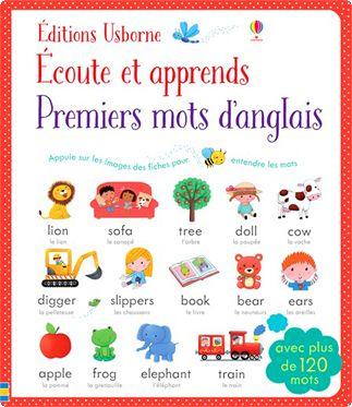 La bibliothèque de Clémentine: Écoute et apprends : Premiers mots d'anglais