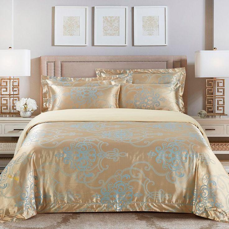 BeddingDropShip.com - DM505Q Dolce Mela Bedding - San Marino, Luxury Jacquard Queen size Duvet Cover Set, $179.00 (https://www.beddingdropship.com/queen-duvet-cover-sets/dm505q-dolce-mela-bedding-san-marino-luxury-jacquard-queen-size-duvet-cover-set/)