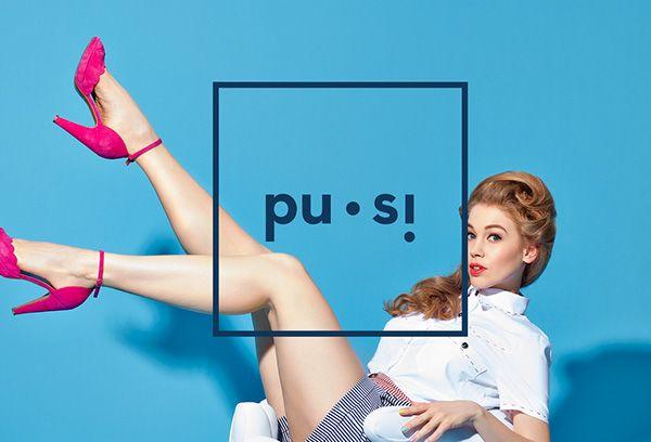 Pu•Si pin up company By.Krzysztof Iwanski
