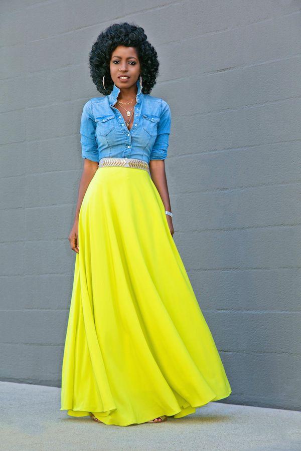 Best 25 Maxi Skirts Ideas On Pinterest Boho Fashion