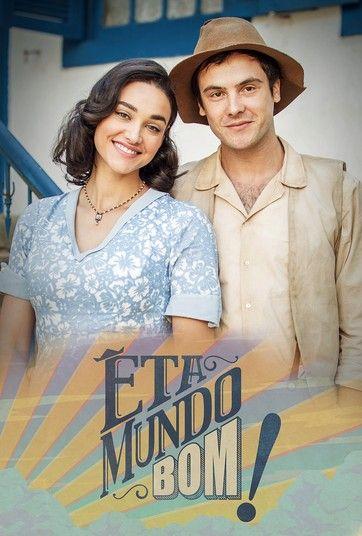 Veja todos os vídeos dos capítulos de Êta Mundo Bom! e acompanhe sua novela favorita da Globo quando e onde quiser.