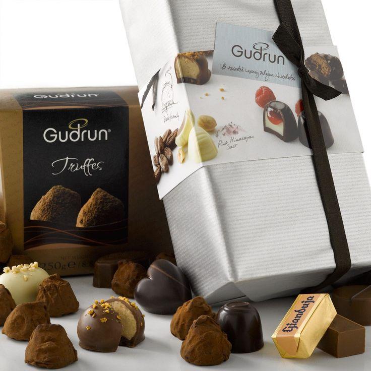 Gudrun Chocolates - Feature Chocolate January 2015 #chocolate #gudrun #gift