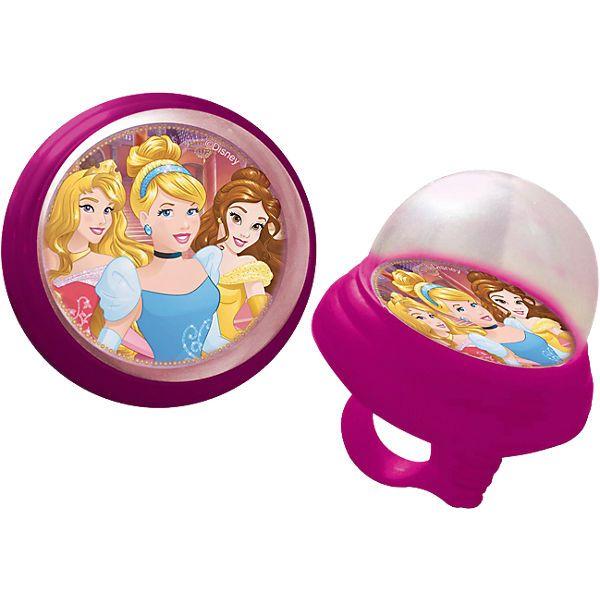 Niedliche ProType Princess Fahrradhupe für Kinder!<br /> <br /> Mit dieser Fahrradhupe macht jedes Kind problemlos auf sich aufmerksam. Praktischerweise ist sie universell für Kinderfahrradlenker bis 2,5 cm Durchmesser verwendbar. Das dafür nötige Befestigungsmaterial ist inklusive.<br /> <br /> Details:<br /> - Disney Princess Fahrradhupe für Kinder<br /> - mit tollem Sound<br /> - universell verwendbar für Kinderfa...