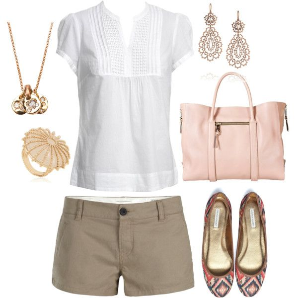 A fashion look from February 2012 featuring Monsoon blouses, AllSaints shorts e Twelfth Street by Cynthia Vincent flats. Browse and shop related looks.