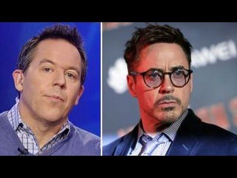 Fox News Senior Snark-alyst Greg Gutfeld Liberal-Shames Robert Downey, Jr | News Corpse