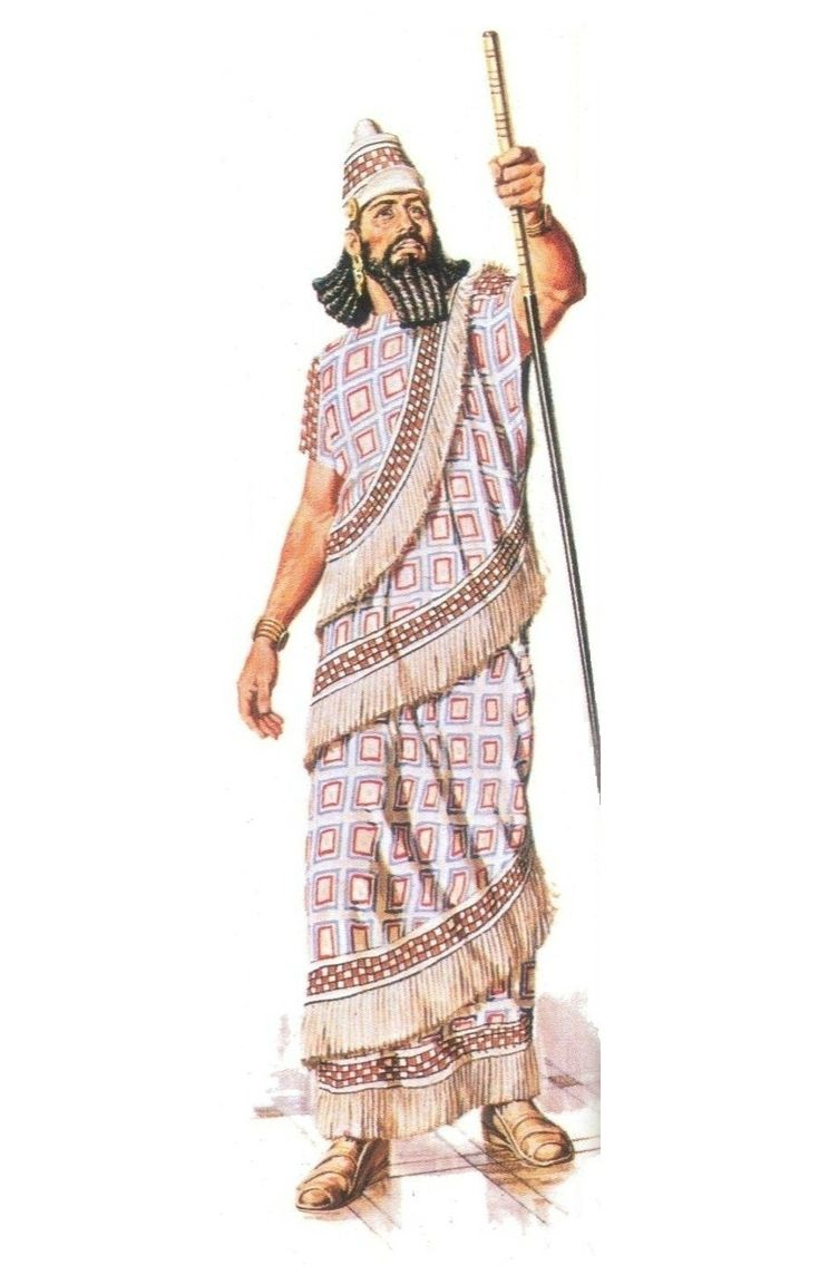 10 best Assyrian & Babylonian Costume images on Pinterest ...