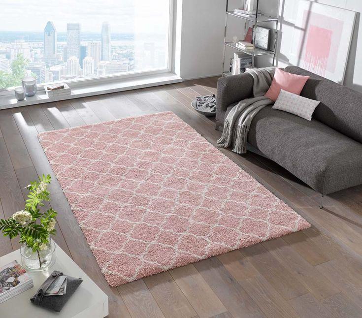 Geschikt voor vertrekken met vloerverwarming en bijzonder robuust en slijvast door de afhechting van de kanten. Ook is dit vloerkleed is bestendig tegen UV-straling.