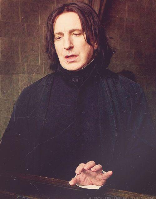 Master Severus Snape