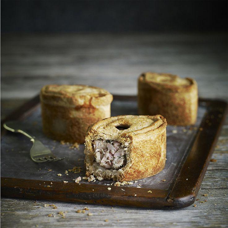 Silverwood Mini Raised Pie Set