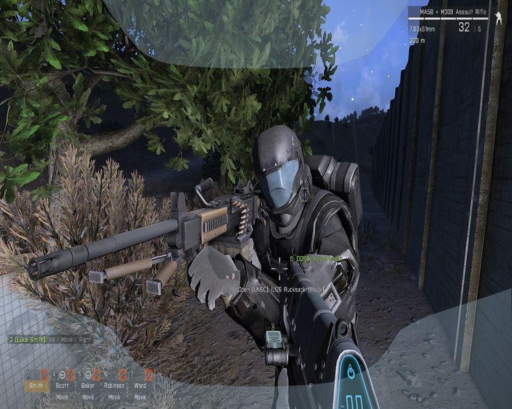 Halo Mod in Arma III