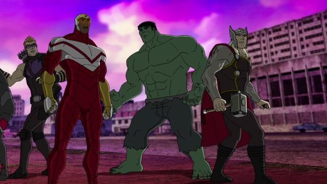 These are the Best Marvel Avengers Cartoons