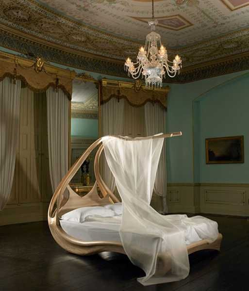 35 Unique Bed Designs for Extravagantly Customized Bedroom Decorating. This bed is amazing!
