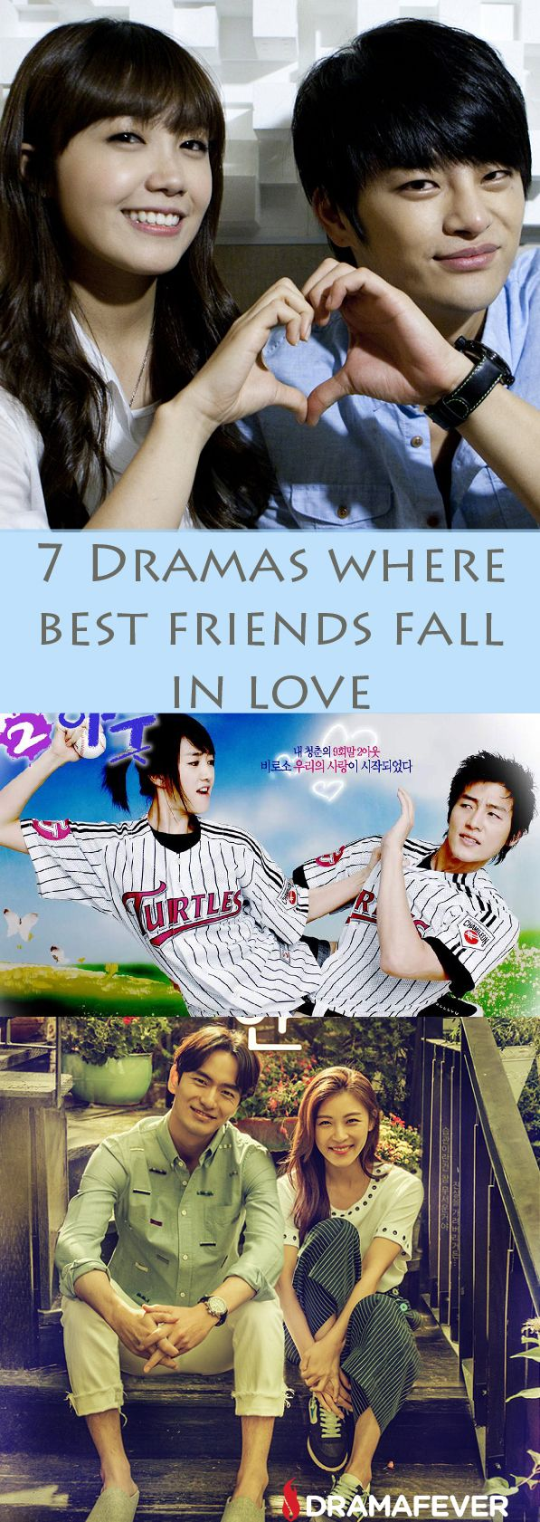 Stories about best friends falling in love can be some of the sweetest romances. Here are 7 Asian dramas about best friends who end up being more than friends.