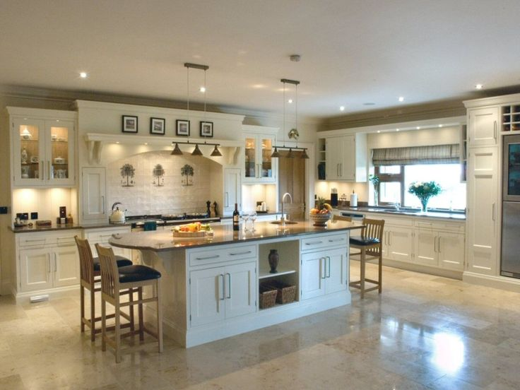 Charming Kitchen Decor Ideas For Stylish Bachelor : Spacious Kitchen  Interior Laminate Floor Great Kitchen Decor Ideas Taylor Homes Part 59