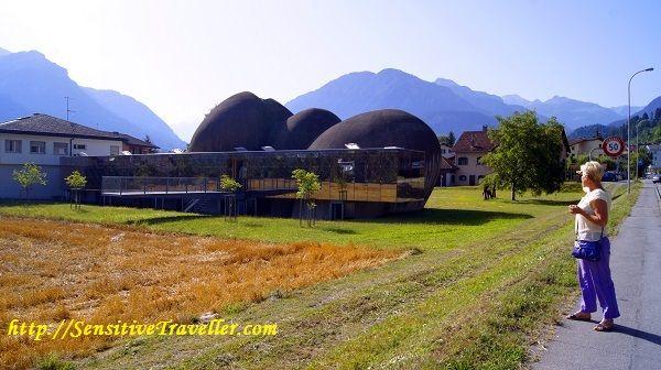 Впечатления о путешествии в Швейцарию: Швейцарские Альпы