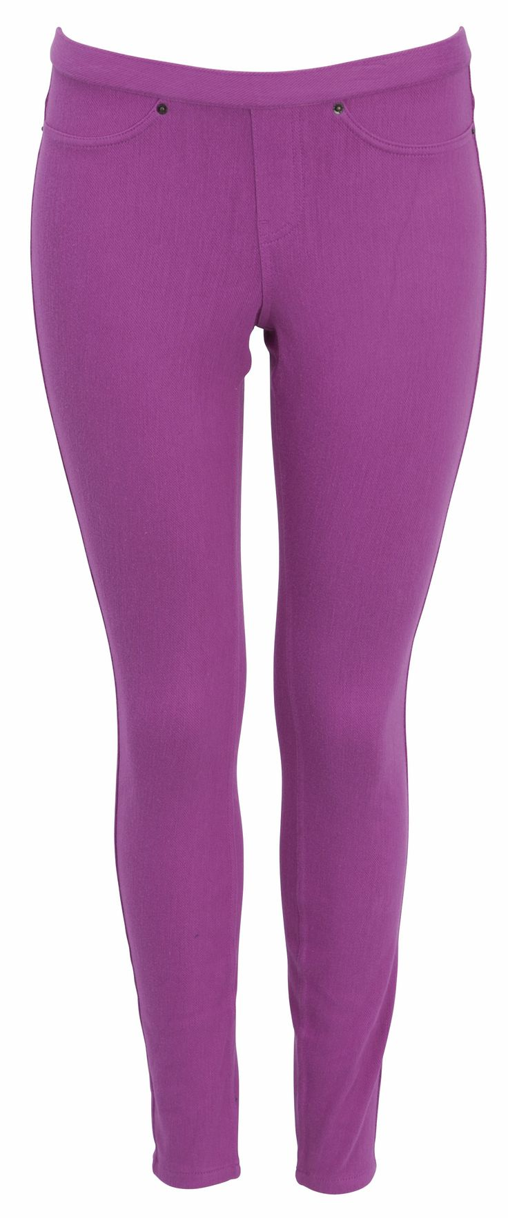 Hue Leggings $49.99 each. These add instant colour and texture to an outfit. Lisa has the fushia pink ones!