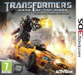 Transformers 3 III Dark Of The Moon Game 3DS It has been three years since Megatron and the Decepticons last threatened the world Earths leaders believe that Megatron has fled the planet in defeat but Optimus Prime knows better An alien transmis http://www.comparestoreprices.co.uk/january-2017-6/transformers-3-iii-dark-of-the-moon-game-3ds.asp