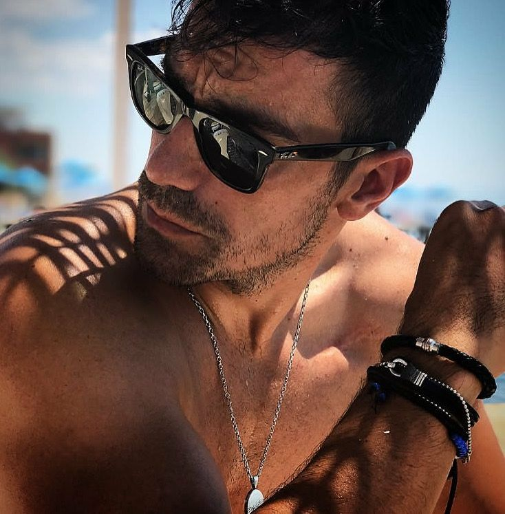 Summer hot ... Ibrahim Çelikkol sooo hot ☀️ Summer Time 2017