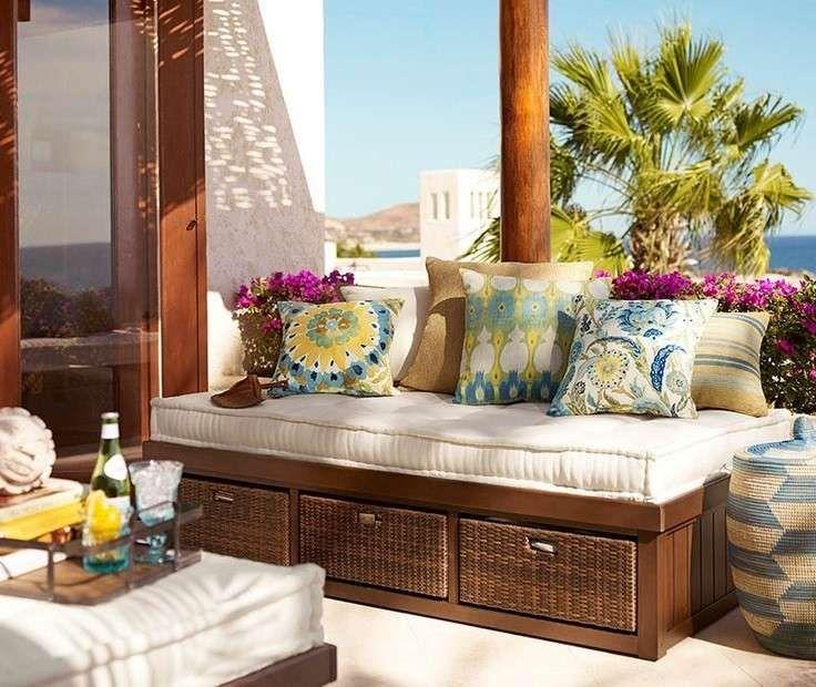 Stile E Interior Design Italiani A Londra: Come Arredare La Casa Al Mare In Stile Caraibico