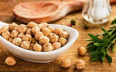 Receptek, és hasznos cikkek oldala: Csicseriborsó - egy felfedezett gyógynövény
