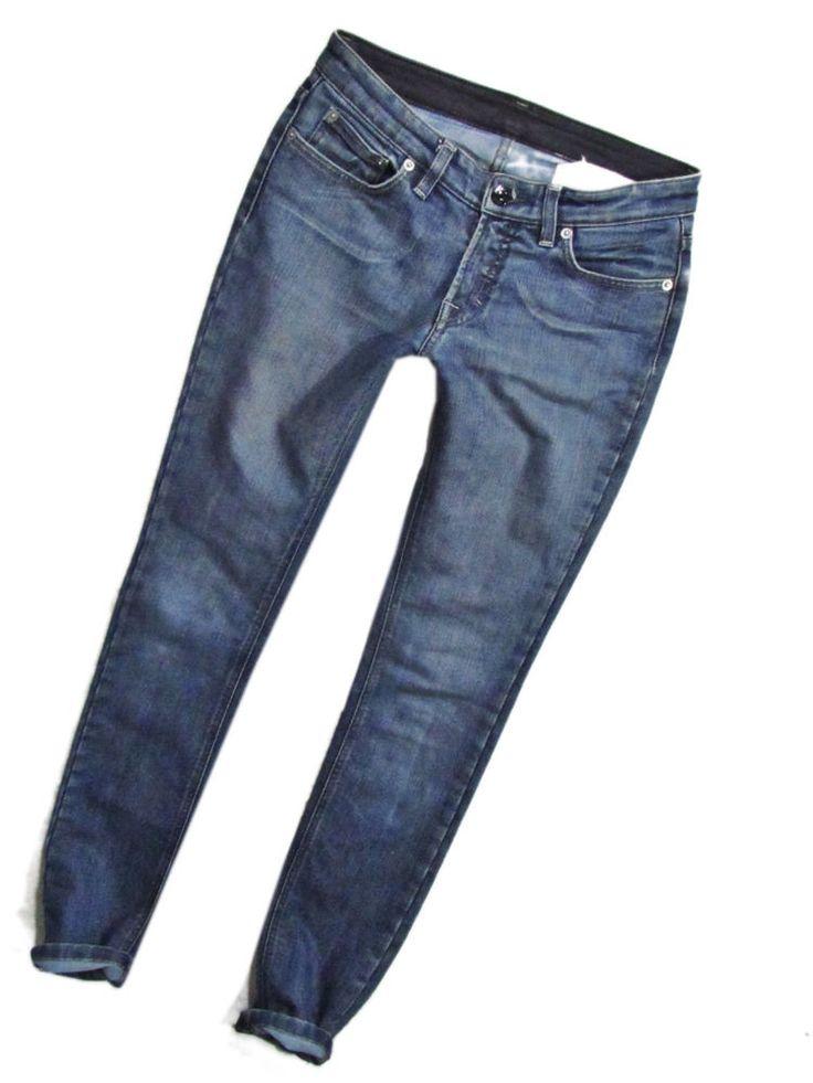 Filippa K. super swedish jeans  skinny  ladies W28 L34 #FilippaK #SlimSkinny