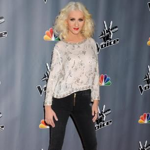 Christina Aguilera is returning to 'The Voice' USA
