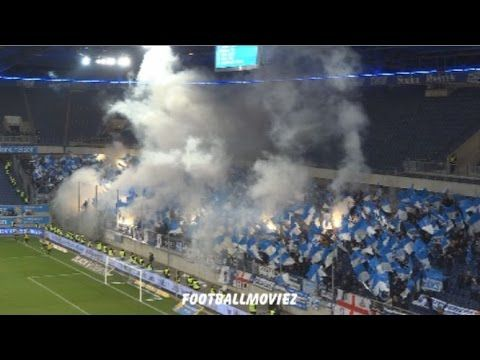 Pyro & Support - Duisburg vs. Magdeburg (MSV Duisburg - 1.FC Magdeburg 0:0) - YouTube