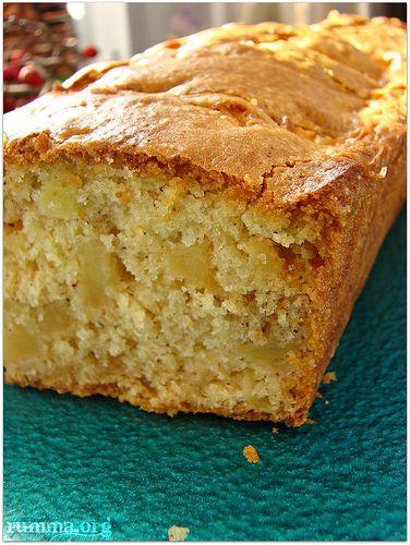 Elmalı kek | www.rumma.org/yemekler/kekler/yesil-elmali-kek.… | Flickr