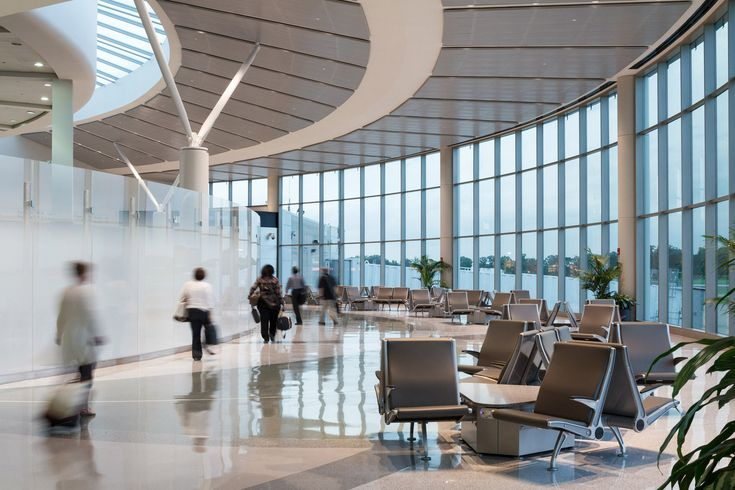 Gallery of Baton Rouge Metropolitan Airport Extension / WHLC Architecture - 5