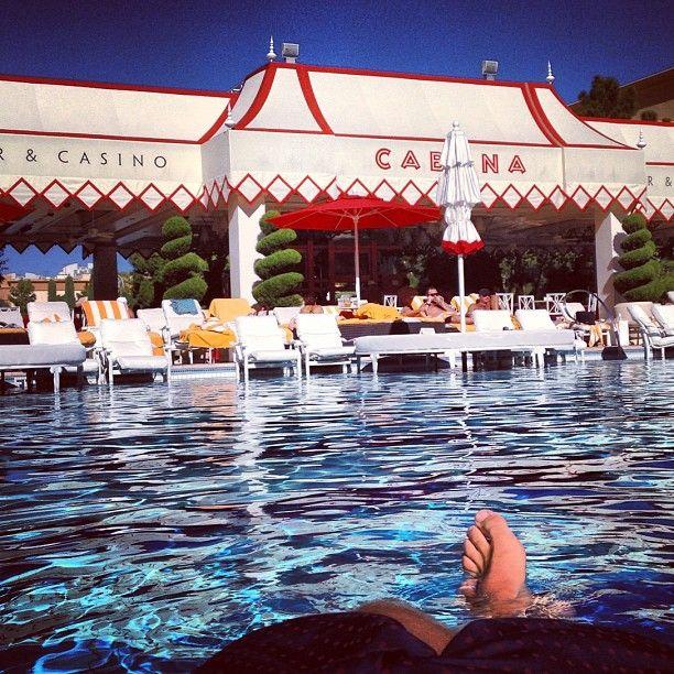 Wynn Las Vegas Pool in Las Vegas, NV