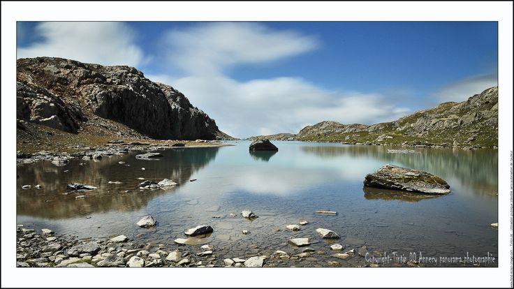 France isere lac de la balme alpe d huez